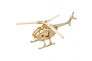 "Wood Construction ""Helicvopter"", 57857"