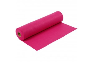 Craft felt fabric  45 cmx1 m. 1,5 mm., (pink) CR45009