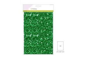 Paper glitter 5 sheets  29x21 cm. 120 gr.