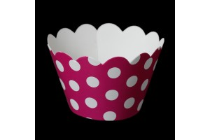 Party cup cake  21,6x5,3 cm. 5 pcs.