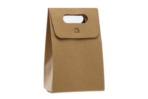 Paper bag 15,5x10 cm.