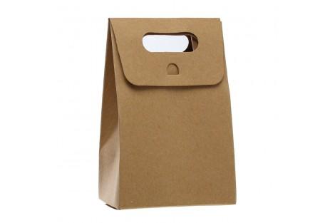 Popierinis maišelis 15,5x10 cm.