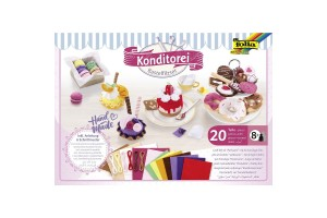 "Felt craft kit, ""Sweets"", F51029"