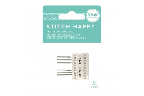 "Siuvimo adatos ""Memory keepers"" stitch happy"""