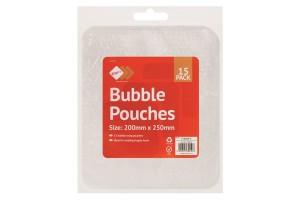 Burbulinės plėvelės lapeliai 15 vnt. 25x25 cm.