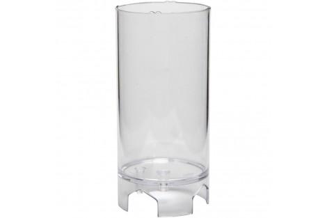 Forma žvakių gamybai 97x52 mm.