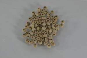 Medinis karoliukas 1 vnt. 4 mm.