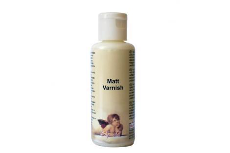 Varnish matted 60 ml.