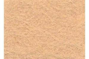 Filcas, 20x30 cm., 1 mm., baltos kavos