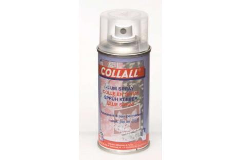 Spray glue for stencils 150 ml.
