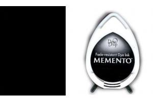 """Memento"" ink pad, tuxedo black"
