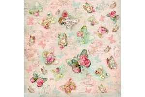 Rice napkin for decoupage 50x50 cm. DFT271