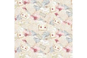 Ryžinė servetėlė 50x50 cm. DFT083