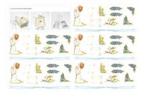 Decoupage rice paper 50x70 cm 91989