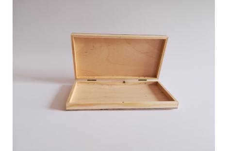 Medinė dėžutė pinigams sudėti 1535