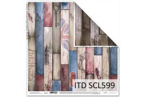 Popierius skrebinimui 31,5x32,5 cm. SCL599