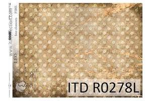 Ryžinis popierius (297x420 mm) R0278L