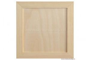 Rėmeliai mediniai 17x17 cm. nuotraukai 1279