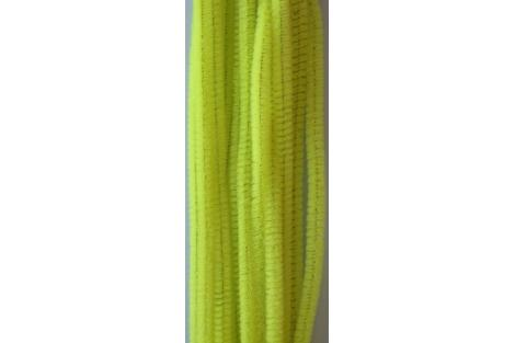 Chenille lilac 6 mm x 30 cm. 20 pcs.