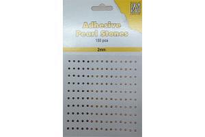 Richestones adhesive perls 2 mm.