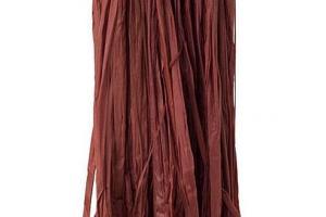 Rafija juostelė rudos spalvos  25 gr.