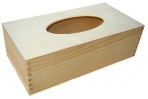Dėžutė servetėlėms stačiakampė 1029
