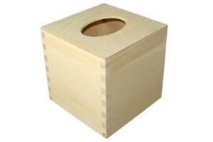 Dėžutė servetėlėms kvadratinė 1030