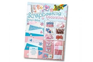 "Scrapbooking pack ""Baby"" F12104"