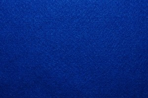 Artificial felt 20x30 cm. (ultramarine) F520436