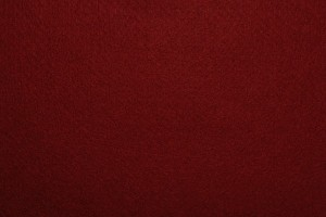 Artificial felt 20x30 cm. (dark red) F520422