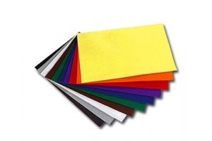 Filco 20x30 cm.pack - colors asorti 10 pcs. F520409