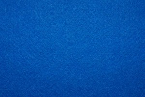 Artificial felt 20x30 cm. (royal blue) F520435