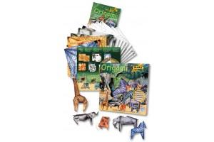 "Origami - Craft pack ""Safari"" F91102"