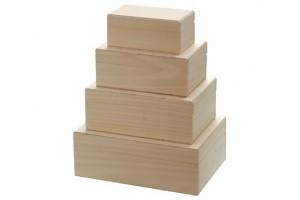 Dėžučių komplektas 4 vnt. 1031