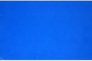 Artificial felt 3 mm. 30x45 cm. (pacific blue) F510332