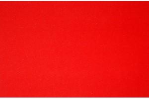 Dekoratyvinė guma 20x29 cm. Raudona