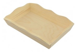Tray (twisted edges) 1056