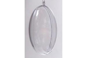 Plastikinis medalionas 7 cm.