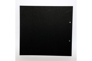 leaf for albums, Black, 21x22,5 cm. F63990