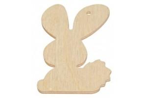Pendant bunny 6 cm. RD4-15