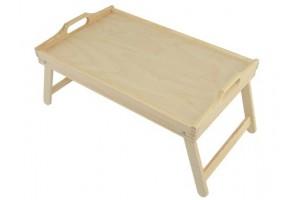 Padėklas ant kojelių staliukas į lovą 1052