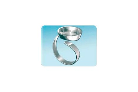 Fimo Ring rounded