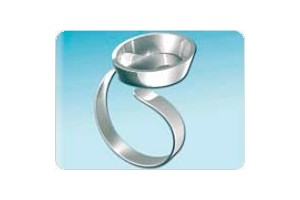 Fimo Ring oval