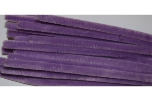 Fluffy Wire 50 cm. 10 pcs. Violet F77831