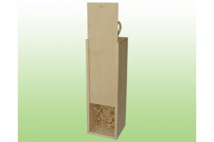 Vyno dėžė su plaušais 1264