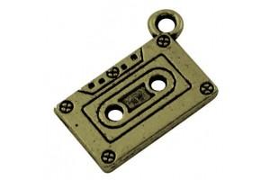Pakabukas, kasetė, 20mmx13mmx2mm, LS4