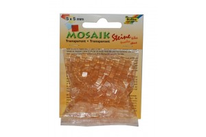 "Mozaika ""Transparent"" 5x5 mm. Zomšo F57110"