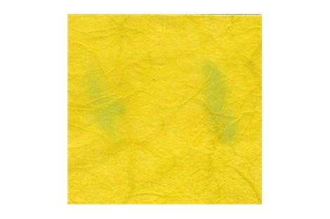 Vienspalvis ryžinis popierius 50x70 cm. (geltonas)