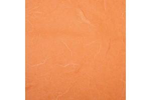 Vienspalvis ryžinis popierius 65x95 cm. (oranžinė)