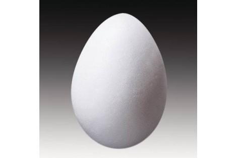 Putų polisterolo kiaušinis 8 cm.